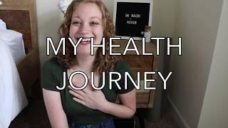 FOLLOW ME | I'm getting healthy