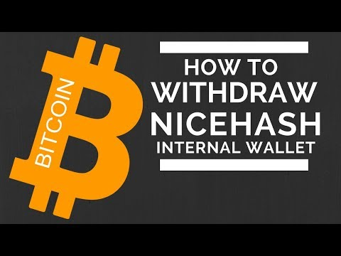 How to request payment from NiceHash Internal Wallet to Coinbase