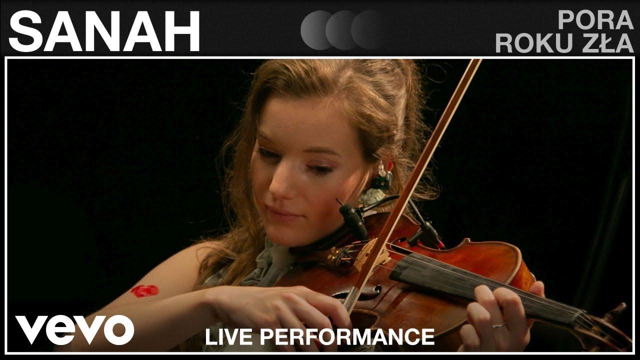 sanah - Pora roku zła - Live Performance | Vevo