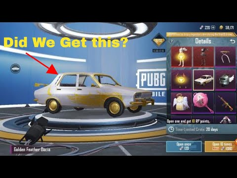 Premium crate Opening Pubg Mobile|Angel Wings Set & Devil Wings Set|Golden Feather Dacia|,M416 Skin