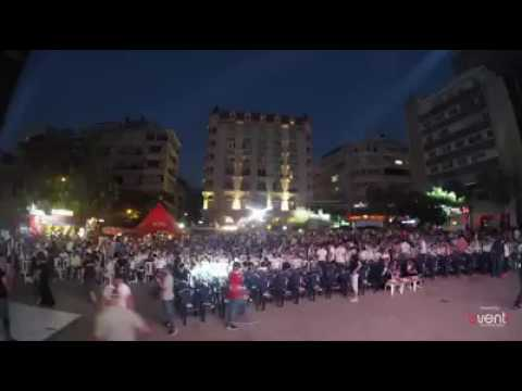 UEFA Champions League Final Festival (APORLA12) video held in Hamra, Beirut on the 3rd of June 2017