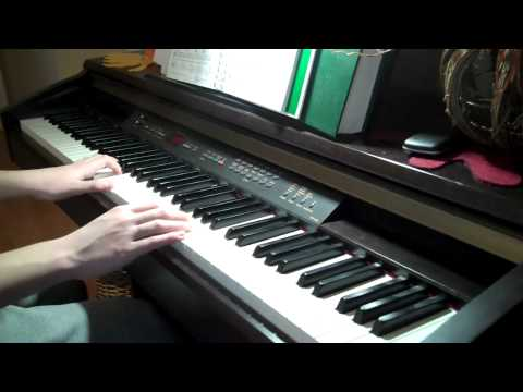 Canticle of the Turning-Piano Solo Arrangement