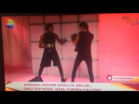 Adriana Limanın güzellik sırları -...