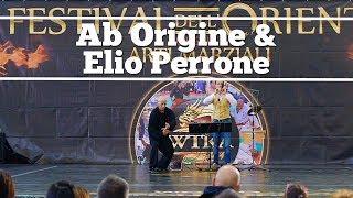 Ab Origine feat  Elio Perrone live@Festival dell'Oriente 2019