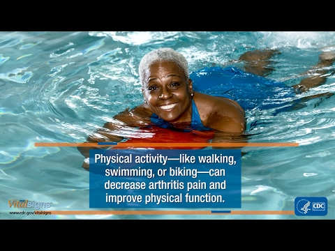 March 2017 Vital Signs -- Arthritis in America: Time to Take Action!
