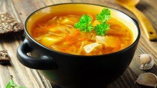 4 Супа которые понравятся ВСЕМ особенно сейчас после праздника Легкие и Вкусные