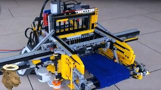 10 Maquinas De Lego Mas Increíbles