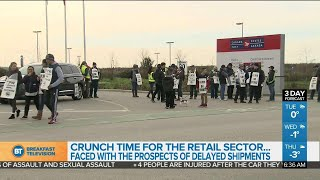 Business report: Black Friday sales have started, pressure on for Canada Post