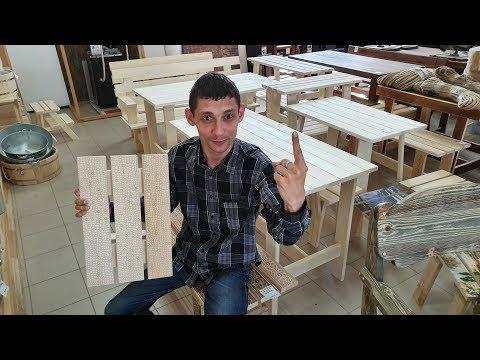 Банный Перец Артём Владимирович, потомственный плотнег из Тюмени, повествует про банную мебель.