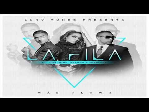 La Fila - Don Omar Ft. Sharlene Y Maluma