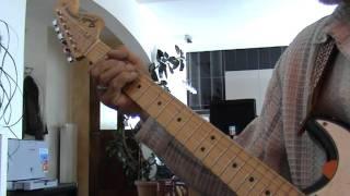 Drifting cords demo - Jimi Hendrix tribute