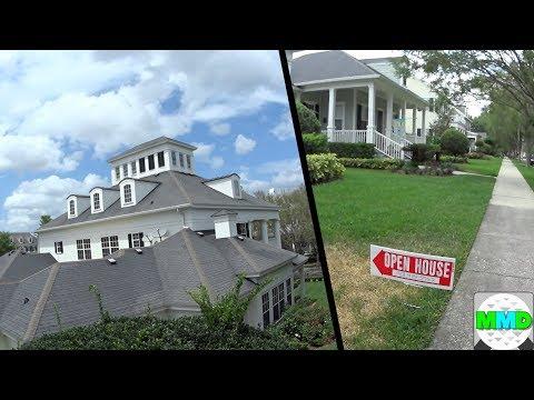 Exploring Celebration Houses - Celebration, FL - [Vlog_15] MMD