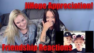 JiHope Appreciation! (Friendship Reaction)