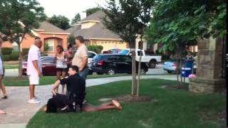 """Super Trooper"" Cops Crash Pool Party And Target Black Kids in McKinney, TX (Dallas)"