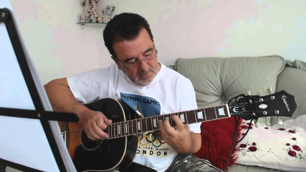 Игра секс под гитару