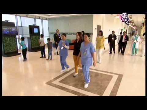 Abu Dhabi TV Thanks Nurses at Burjeel Hospital