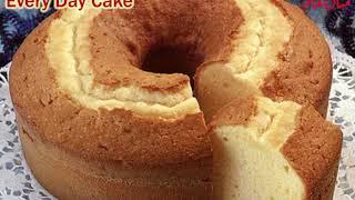every day cake - Manal Alalem