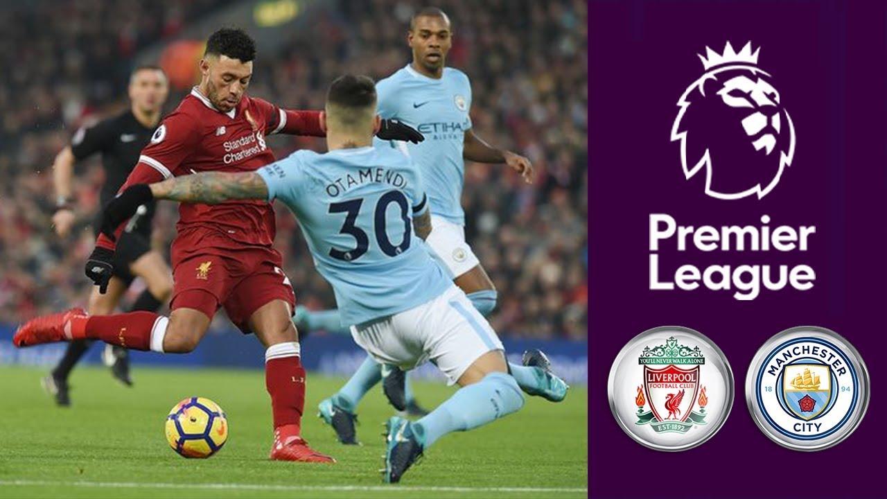 Liverpool vs Manchester City ᴴᴰ 14.01.2018 - Premier ...