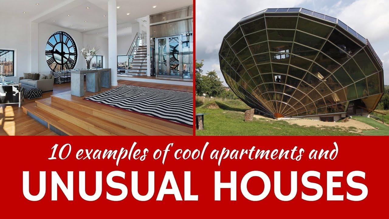 10 Unusual Houses U0026 Apartments With Creative Interior/Exterior Designs    YouTube