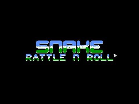 Snake Rattle 'N' Roll (NES): Полное Прохождение