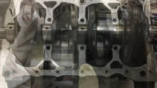 Refection complète moteur Renault 2,2DCI G9T742