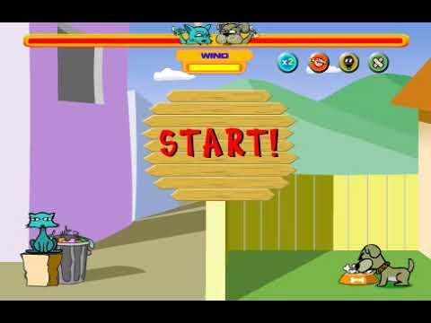 懷舊遊戲系列-貓狗大戰 - YouTube