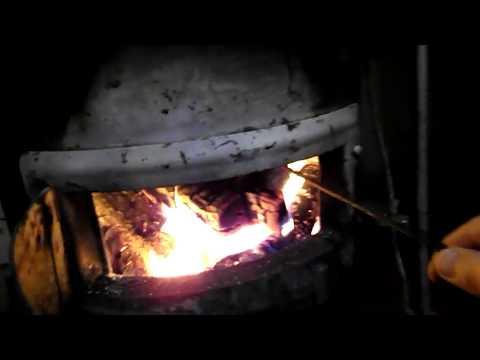 котел АГВ 80 на дровах