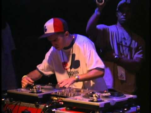 Old School A-Trak From The Allies - El Rey Theatre, Los Angeles 2002
