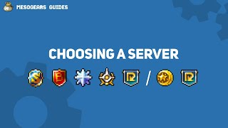 MapleStory - Picking a Server (Overview) | MesoGears Guide