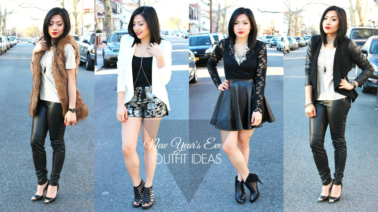 New Year\'s Eve 2014 Fashion Lookbook / Outfit Ideas | MISSYANYI ...