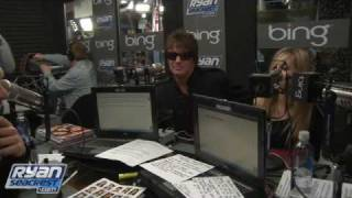 Richie Sambora's Daughter Doesn't Think Dad Is THAT Cool | Interview | On Air With Ryan Seacrest