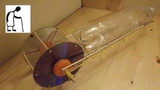 Bargain Store Project #26 Pop Bottle Paddle Boat