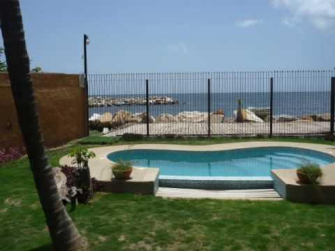 76eb68fdb7246 Casa en Venta Margarita a la orilla del mar 10-4115 - YouTube