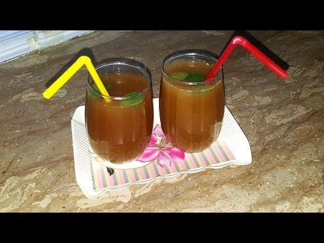 Gur ka sharbat-Jaggery summer drink-Gur Pani/Sharbat-Summer Special