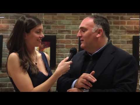 NJ Wine & Food Fest 2013: Chef José Andrés Interview