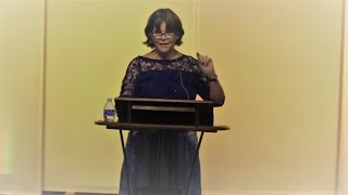 Aug 9 2020 Guest Speaker Anne Heuchan Revelation 19:1-16