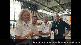 Salon France Air Expo 2019 - Lancement du Grand Jeu Concours 20 Ans