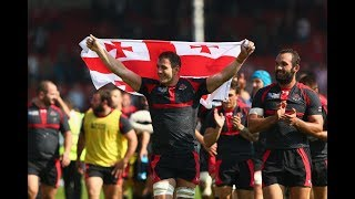 Introducing Georgia - Rugby World Cup 2019