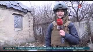 После срыва перемирия бойцы ВСУ открыли огонь в районе Петровского