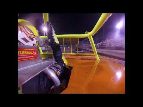 Brandon Hamburg's In-Car Feature @ Macon Speedway 6-29-2019