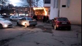 Ограбление инкассаторов в Киеве