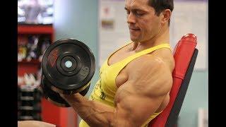 В чём СЕКРЕТ круглых наполненных мышц?