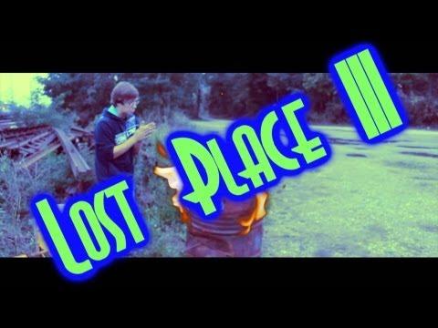 Lost Place 3 - Bahngelände (ParkourKleinmachnow)[FULL-HD]