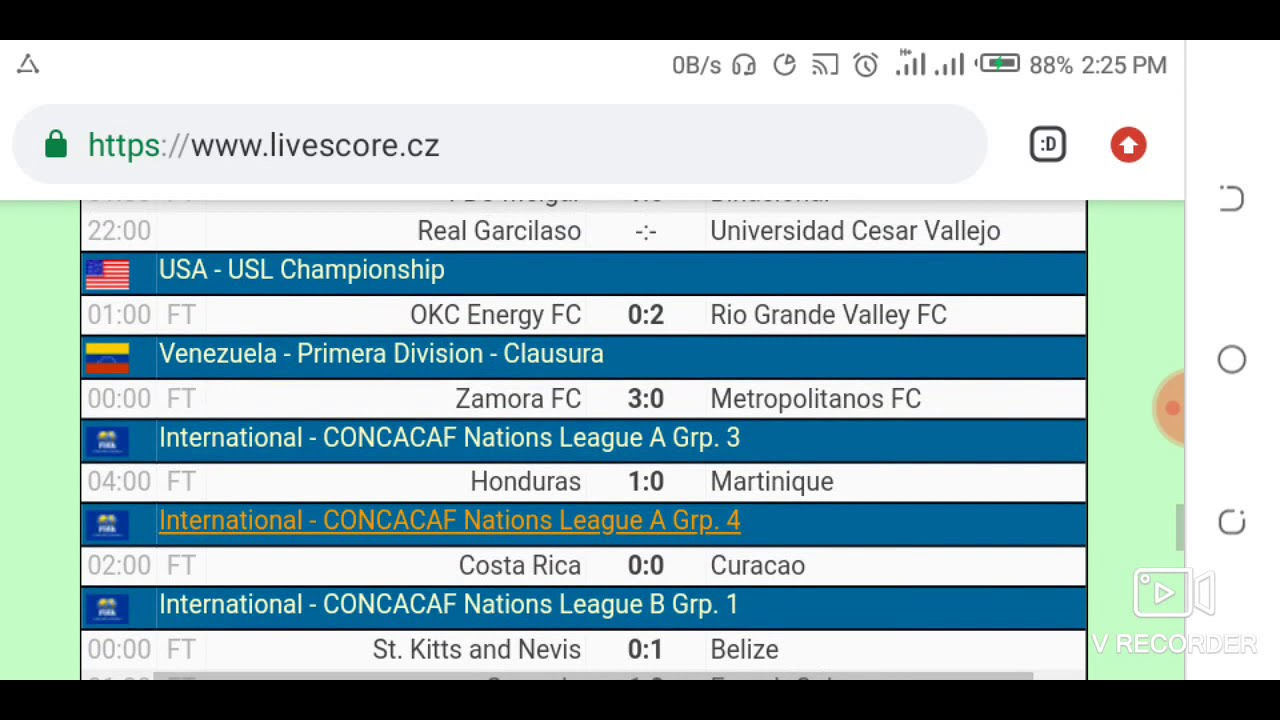 Todays Football Fixtures And Livescore Results From