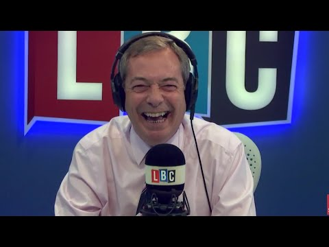 The Nigel Farage Show: Robert Mugabe Freedom fighter or Dictator?  Live LBC - 16th November 2017