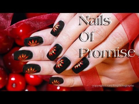 Easy Beginners Live Nail Art Tutorial Step By Step Nails Of Promise