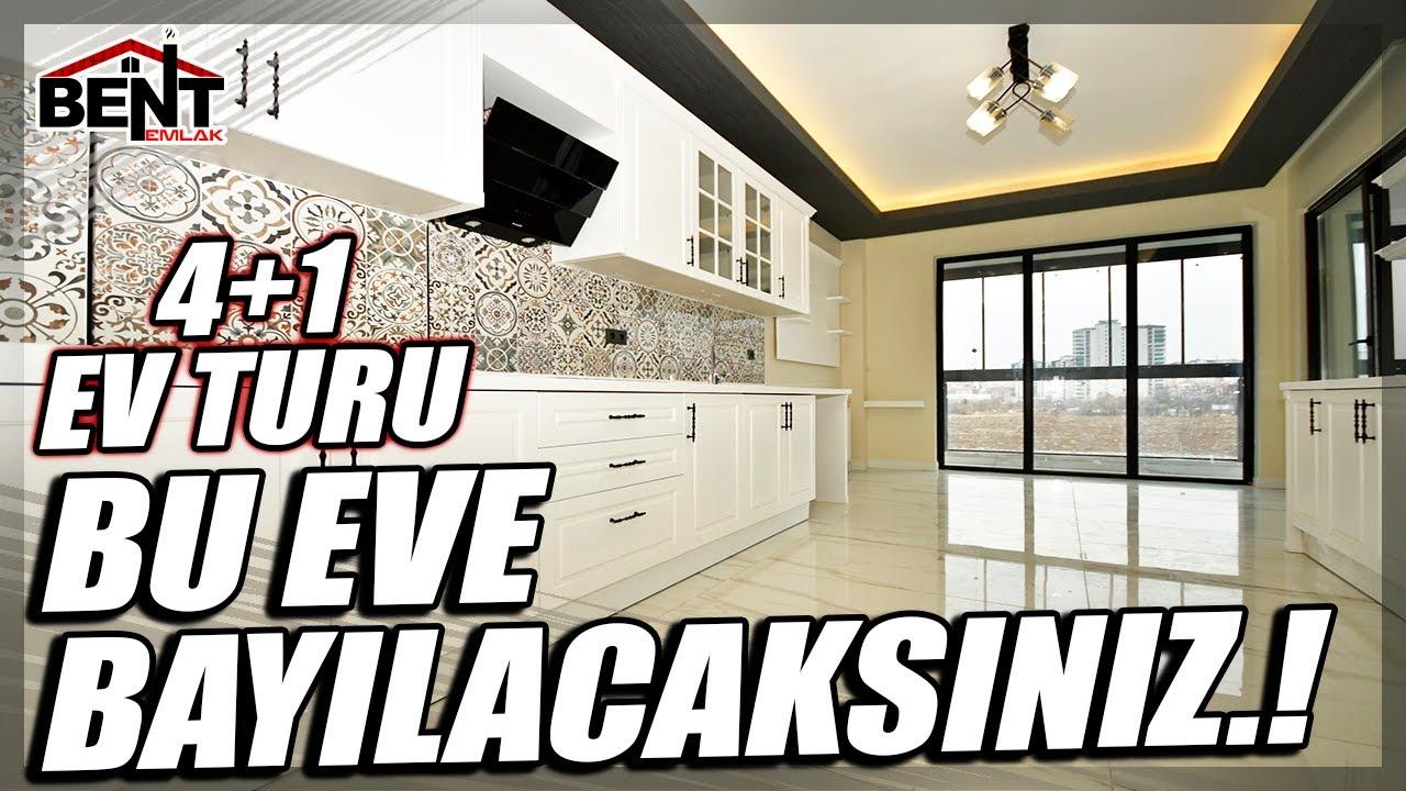Bu Eve Bayılacaksınız, Modern Sade ve Şık 4+1 195m2 / Ankara Satılık Daire  / EV TURU