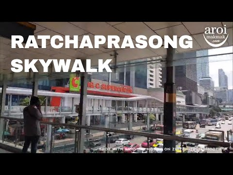 [BANGKOK] New Ratchaprasong Skywalk (Updated 2018)