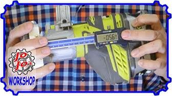 Digitale Anzeige der Frästiefe! Die einfache Möglichkeit die Frästiefe einer Oberfräse anzuzeigen.