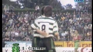 31J :: Maritimo - 4 x Sporting - 2 de 1992/1993